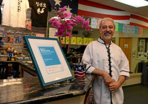 in Chico - Azad's Martial Arts Center - Chico Enterprise-Record News: Azad's Martial Arts Center wins national Make a Difference Day award