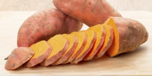 Personal Training in Concord - Individual Fitness - Health Benefits of Sweet Potatoes