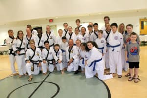 Kids Karate in Gainesville and Flowery Branch  - Rock Solid Karate - Black Belt Graduation and Pictures this Saturday