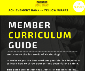 ACHIEVEMENT RANK TUTORIAL -- YELLOW WRAPS