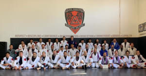 Adult belt promotion and seminar day