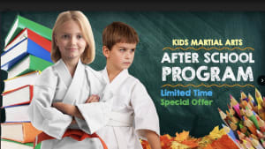 Afterschool program special