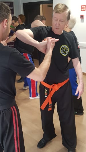 Age is No Longer a Barrier to the Physical Achievement of Wearing a Black Belt