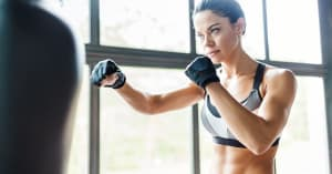 All About Cardio Kickboxing