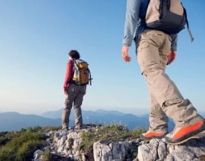 Are Your Knees Fit To Hike?