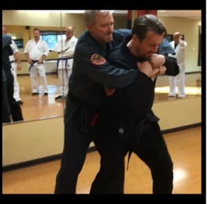 Bear Hug Escape Without Opening the Grip, From Adult Class. (Video)