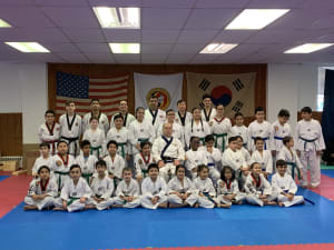 Belt Promotion for our students from our Union, NJ and Elizabeth, NJ locations