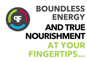Personal Training in Burlington - push!FITstudio - Boundless energy and true nourishment at your fingertips…