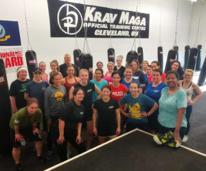 Krav Maga Self Defense in Cleveland - Fight Fit - Breast Cancer Awareness Fundraising Events - October!