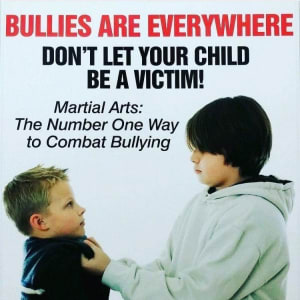 Redlands Parents Bullying is not going away! Prepare your Children to defend themselves