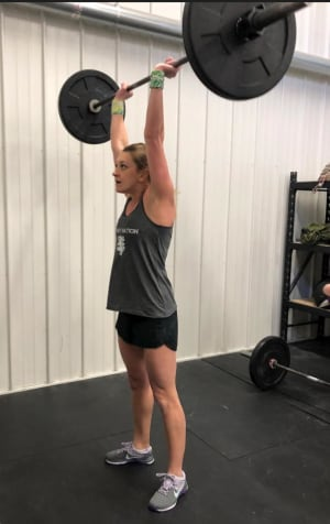 CrossFit in State College for Friday, July 27