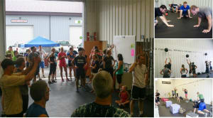 CrossFit in State College for Saturday, September 1st