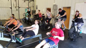 CrossFit in State College for Thursday, August 16th
