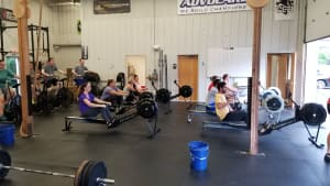 CrossFit in State College for Thursday, August 2
