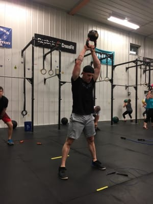 CrossFit in State College for Tuesday, December 11