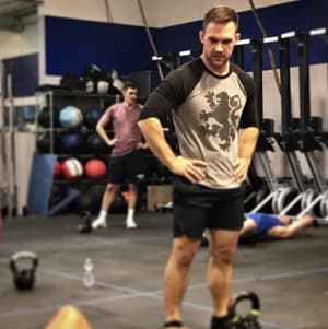 CrossFit in State College for Tuesday, January 8