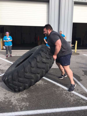 CrossFit in State College for Tuesday, July 31