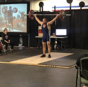 CrossFit in State College for Tuesday, October 30