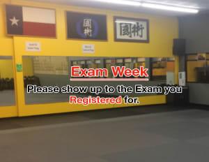 Kids Martial Arts near  Houston - Meyerland Martial Art Center - Exam Week