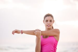 Exercise Tip of the Week: Take a 5-10 Minutes Warm Up or Cool Down
