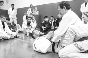 WHAT MAKES BJJ DIFFERENT FROM OTHER MARTIAL ARTS?