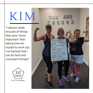 Client of the Month: Kim