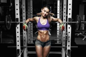 Female Weight Training