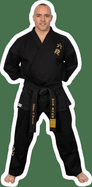 Frank Scaccia in Coconut Creek - Team Creek Martial Arts