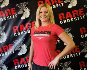 Get to know your Coach at RARE CrossFit Fredericksburg, Spotsylvania, and Stafford's premier CrossFit Facility!