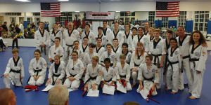in Jupiter - Harmony Martial Arts Center - Meet Harmony's Newest TaeKwonDo Black Belts