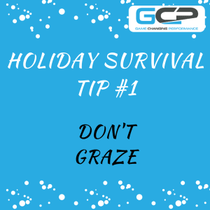 Holiday Nutrition Survival Guide Tip #1