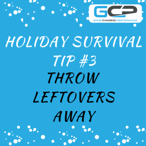 Holiday Nutrition Survival Guide Tip #3