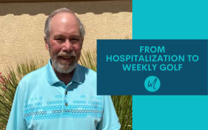 How Lee Rhoades Went From Being Hospitalized with Diabetes Complications to Getting Off Medications and Playing Golf Every Week