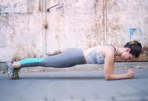How To Do The Perfect Plank, It Starts With Posture