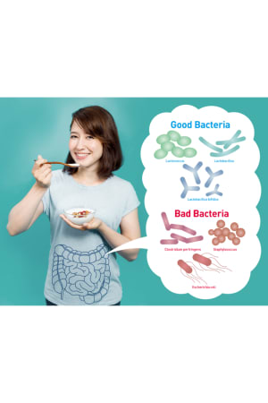 How to have a Healthy Gut!