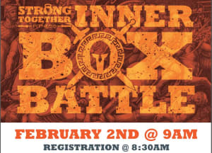 INNER BOX BATTLE COMPETITION!