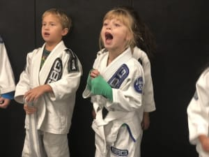 Jade Dickson is December's Kids Martial Arts Member of the Month
