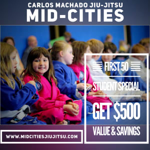 Join Us For the Best Brazilian Jiu Jitsu in Bedford, Hurst, Colleyville and Euless