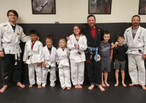 Join Us For the Best Kids Jiu Jitsu in Concord