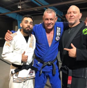 The Newest class at Control Jiu-Jitsu in Melbourne: Judo for Jiu Jitsu!