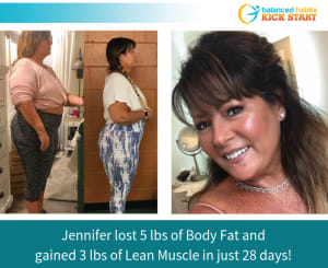 KICKSTART Success Story: Jennifer | Nutrition Coaching Huntington Beach