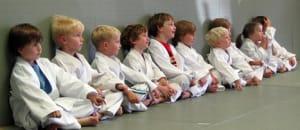 Kids BJJ Classes in Albuquerque