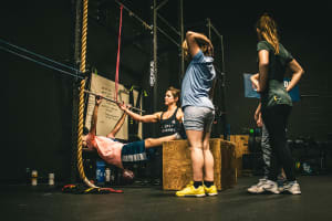 in Orleans - Physics CrossFit