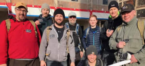 in Troy - Krav Maga Detroit - Krav Maga Detroit Crew Participates in the First Ever Goruck Constellation