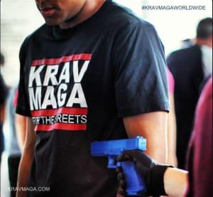 Krav Maga Special Presentation!