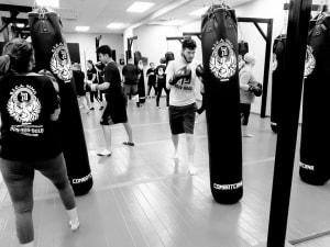 Krav Maga and Fitness Kickboxing in Gonzales!