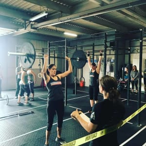 CrossFit in Chelsea - Strong Together Chelsea - Kristin's Amazing Health and Fitness Transformation Journey