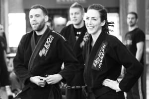 in Ottawa - 100% Martial Arts & Fitness - Learning to Let Go