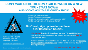 Limited Availability New Year Membershi Special