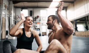Look Good During Exercise to Feel Good About Doing It!